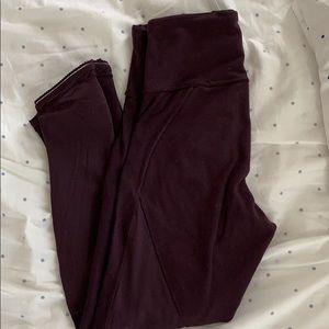 Lululemon Capri tights size 2